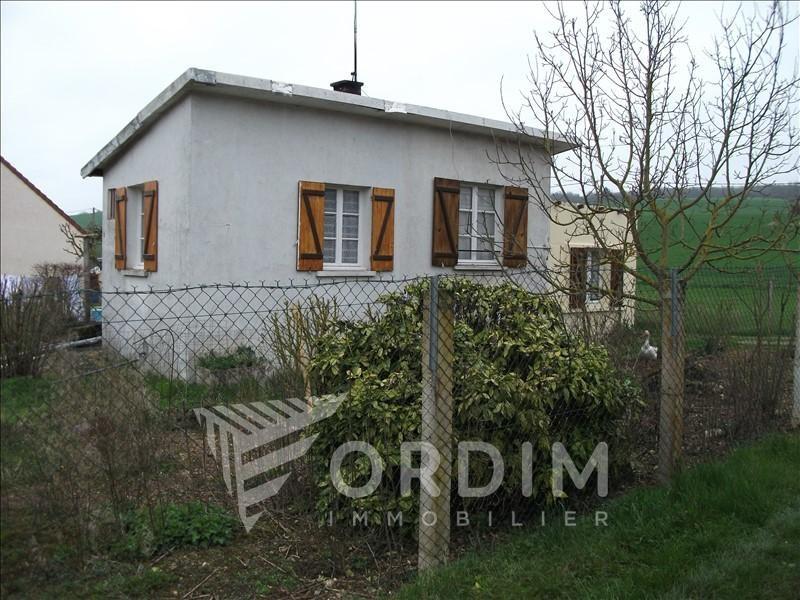 Sale house / villa Villeneuve sur yonne 64500€ - Picture 1