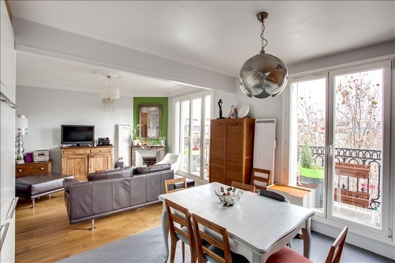 Vente appartement Clichy 445000€ - Photo 2