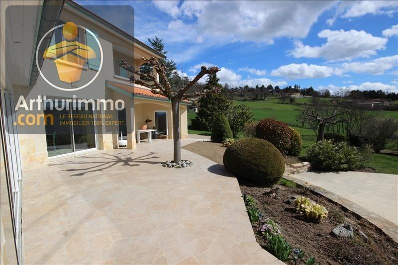 Vente de prestige maison / villa St bonnet les oules 589000€ - Photo 1
