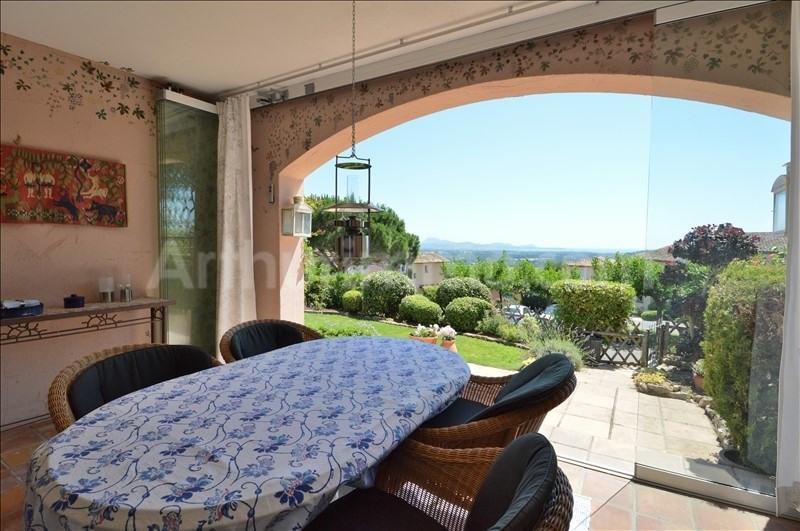 Vente maison / villa Roquebrune sur argens 395000€ - Photo 3