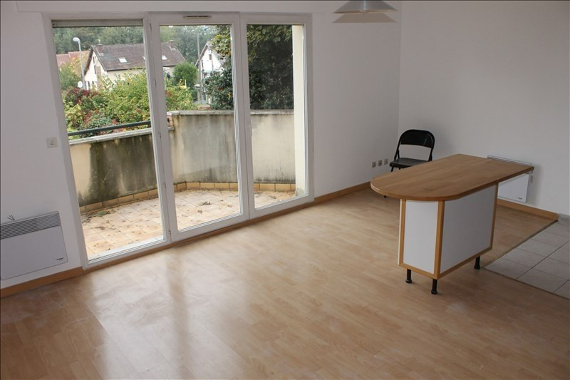 Rental apartment St ouen l aumone 870€ CC - Picture 2