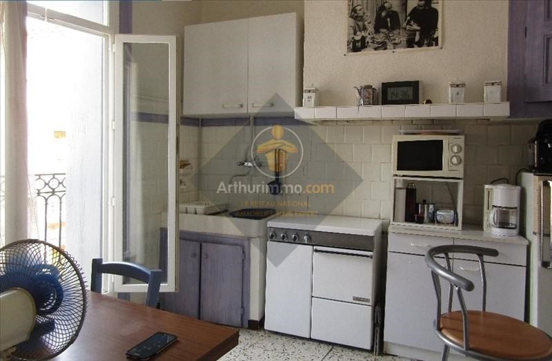 Vente appartement Sete 88 500€ - Photo 1