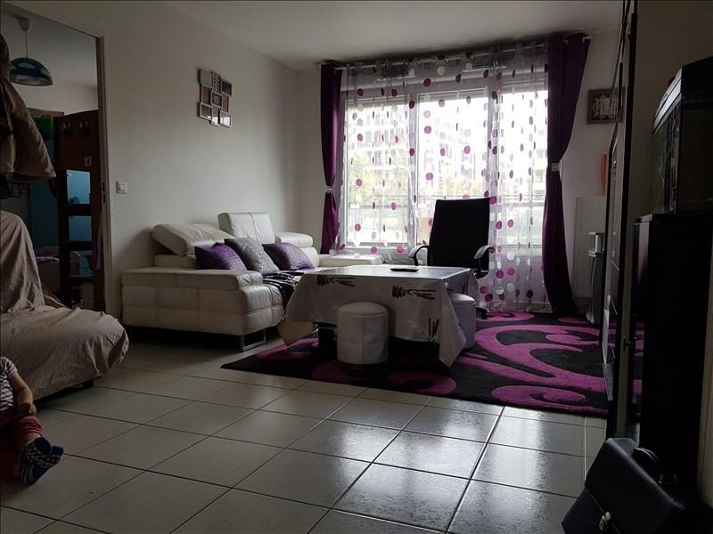 vente appartement 3 pièce(s) à cergy : 62,4 m² avec 2 chambres à