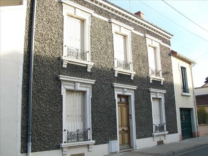 Vente maison / villa Roanne 120000€ - Photo 1
