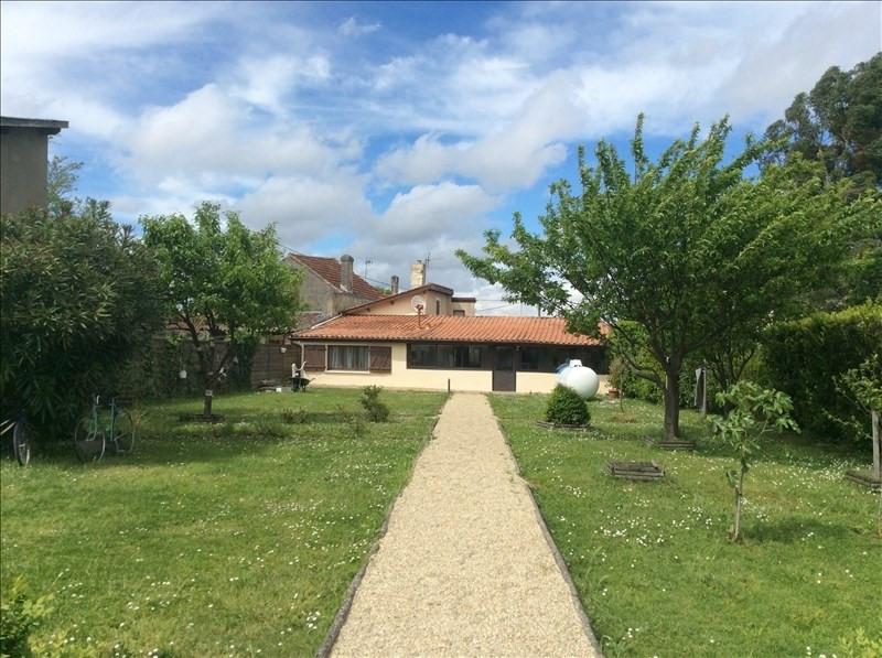 Vente maison / villa Pauillac 144400€ - Photo 4