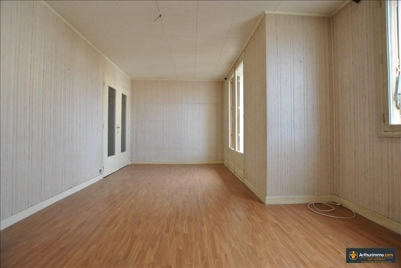 Sale apartment Bourgoin jallieu 92000€ - Picture 2