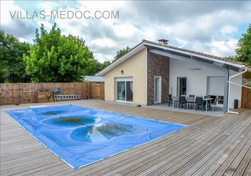 Sale house / villa Vensac 242000€ - Picture 1