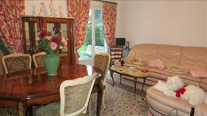 Sale apartment Quincy voisins 216000€ - Picture 2
