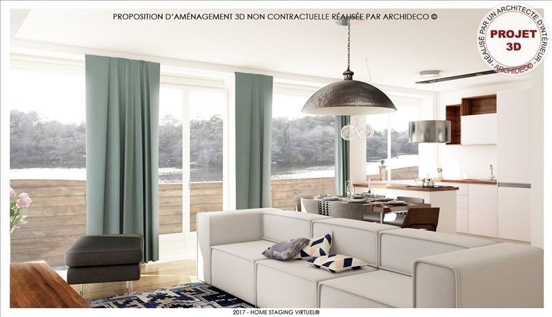 Vente maison / villa Riec sur belon 249100€ - Photo 3