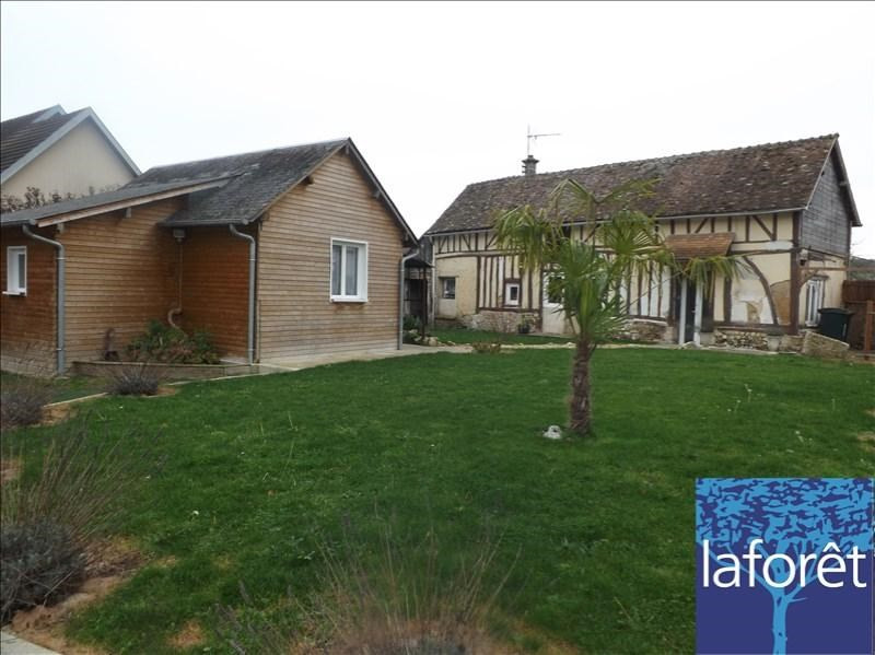 Vente maison / villa Acquigny 136 000€ - Photo 1