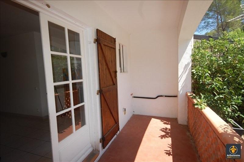 Sale apartment Frejus 75000€ - Picture 1