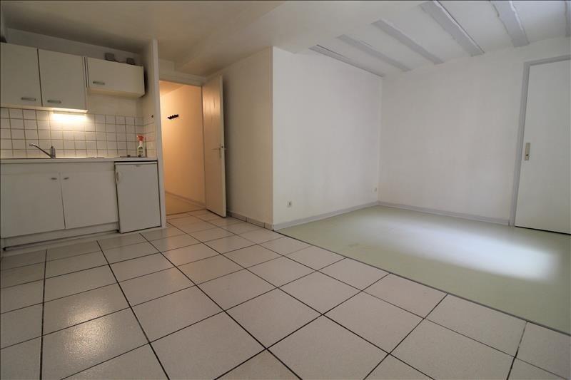 Revenda apartamento Voiron 64000€ - Fotografia 1
