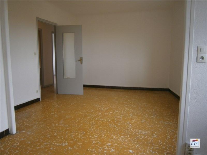 Locação apartamento Villelongue de la salanque 500€ CC - Fotografia 2