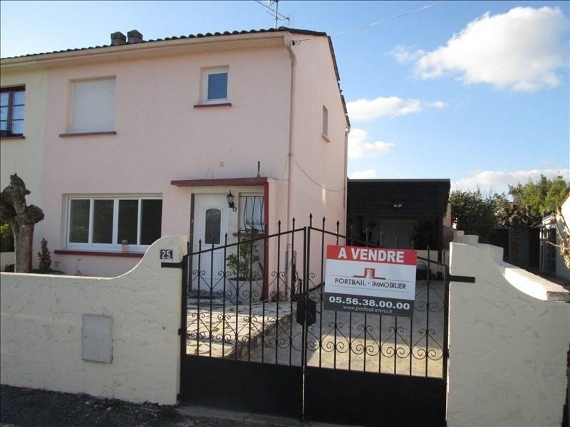 Sale house / villa Ambes 174000€ - Picture 1
