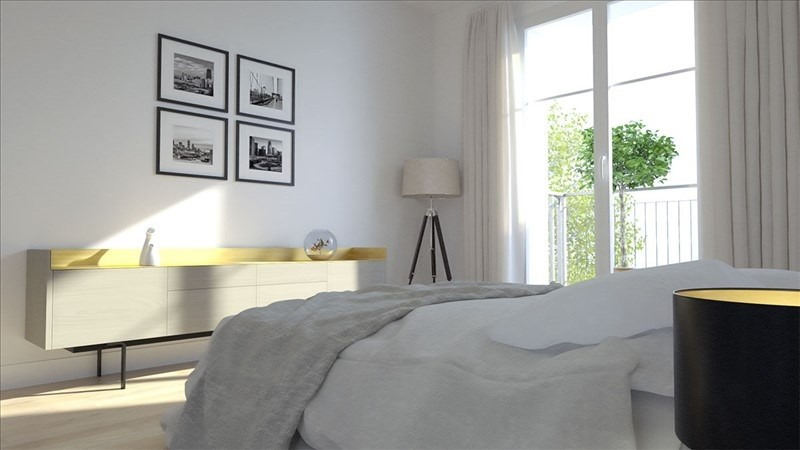 Sale apartment Suresnes 378 400€ - Picture 2