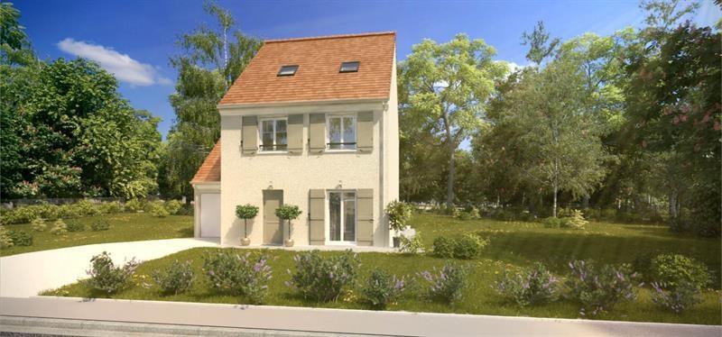 """Modèle de maison  """"Alpine 4.112"""" à partir de 5 pièces Seine-Saint-Denis par A&A CONSEIL"""