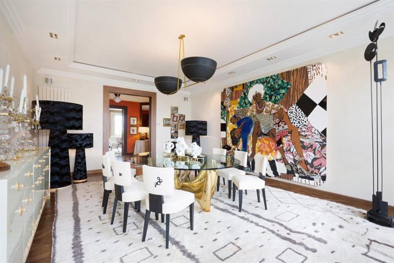 Verkoop van prestige  appartement Paris 16ème 8450000€ - Foto 8