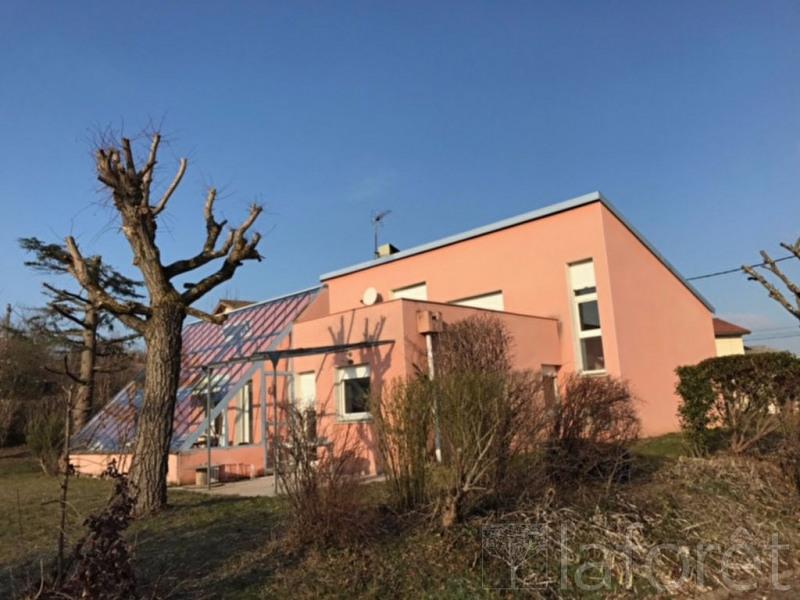 Vente maison / villa Villefontaine 269500€ - Photo 1