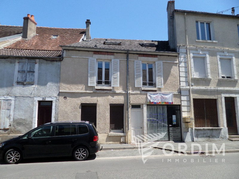 Vente immeuble Cosne cours sur loire 134000€ - Photo 1