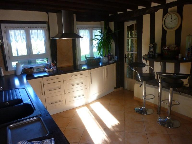 Vente maison / villa Conches en ouche 242000€ - Photo 2