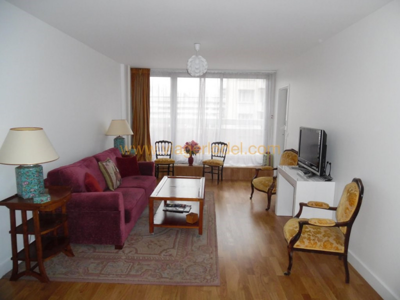 Life annuity apartment Paris 14ème 65 000€ - Picture 1