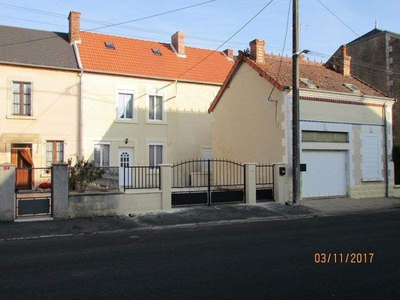 Sale house / villa Feux 98500€ - Picture 1