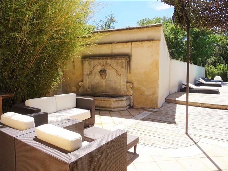 Vente de prestige maison / villa Montfavet 667800€ - Photo 3