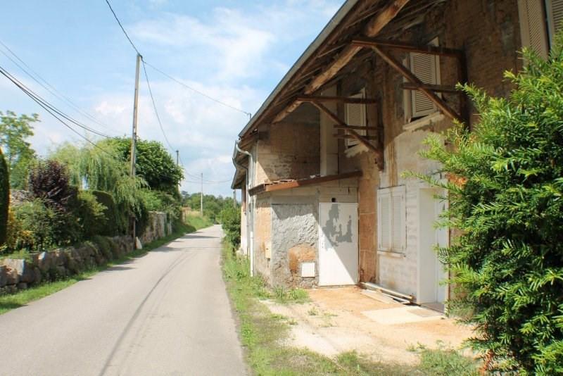 Vente maison / villa Aoste 160000€ - Photo 2