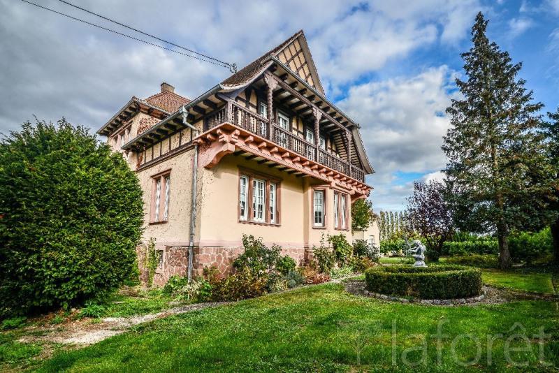 Vente de prestige maison / villa Strasbourg 685000€ - Photo 1
