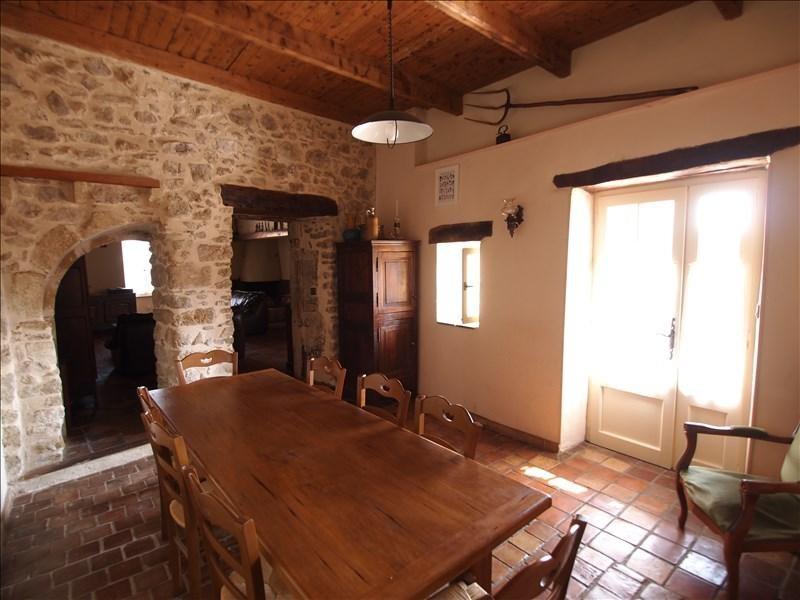Vente maison / villa Goudargues 315000€ - Photo 4