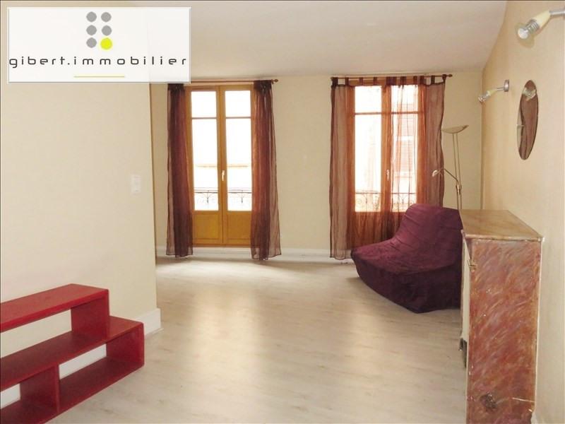 Sale apartment Le puy en velay 49900€ - Picture 2