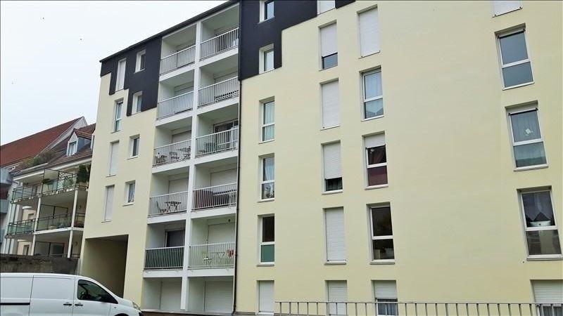 Sale apartment Dijon 80000€ - Picture 1