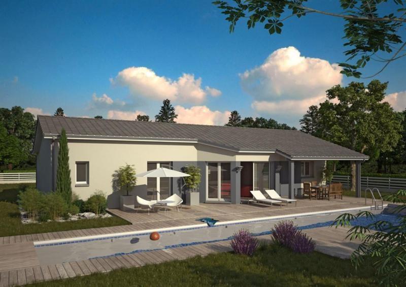 Maison  4 pièces + Terrain 1300 m² Saint-Avit par MAISONS M.C.A. MONT DE MARSAN