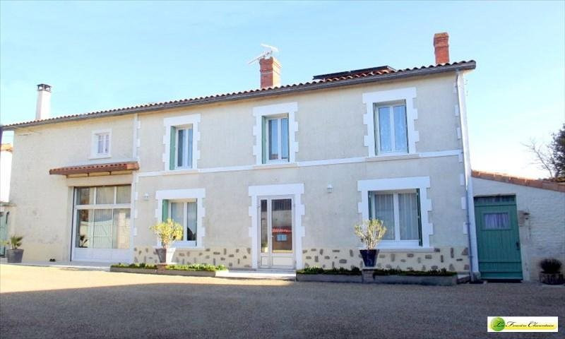 Vente maison / villa Aigre 200 000€ - Photo 1
