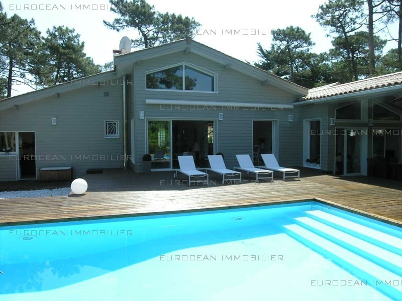 Vacation rental house / villa Lacanau-ocean 2 005€ - Picture 1