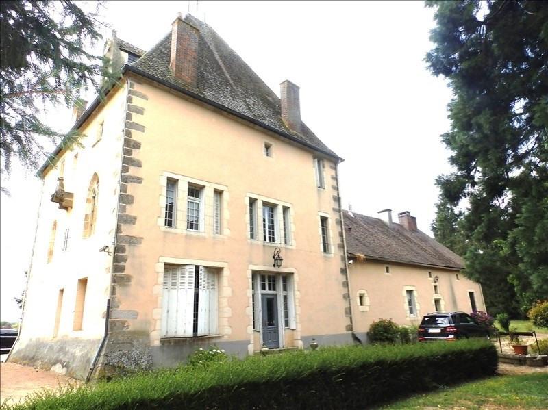 Vente de prestige château St bonnet de four 546000€ - Photo 1