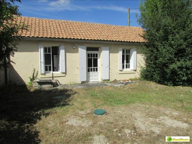 Sale house / villa Aigre 55000€ - Picture 8