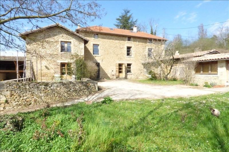 Sale house / villa Charmes sur l herbasse 495000€ - Picture 1