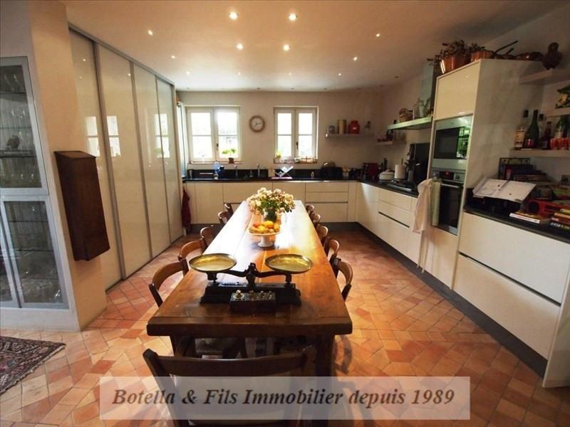 Immobile residenziali di prestigio casa Uzes 696000€ - Fotografia 4