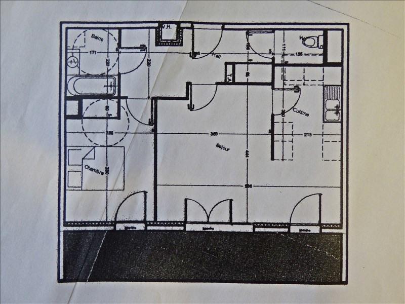 Produit d'investissement appartement Aix les bains 178000€ - Photo 5