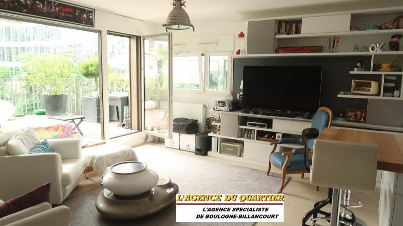 Revenda apartamento Boulogne-billancourt 735000€ - Fotografia 5