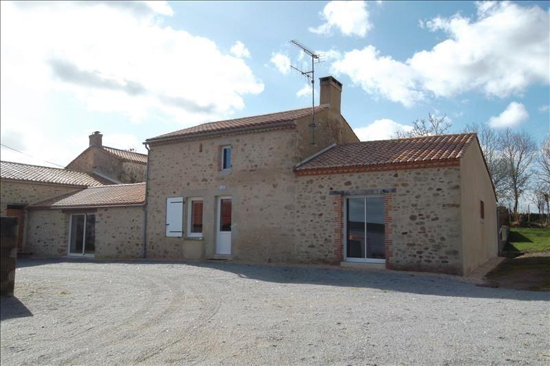 Vente maison / villa Venansault 279600€ - Photo 1