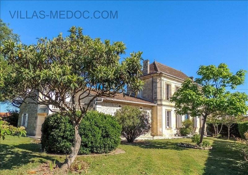 Vente maison / villa Saint christoly medoc 388000€ - Photo 2