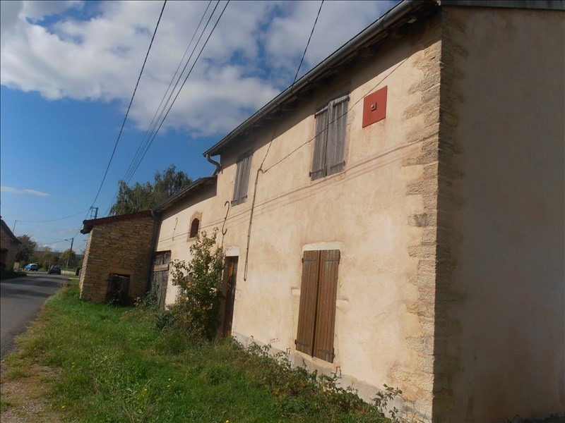 Vente maison / villa Cuisery 55000€ - Photo 3