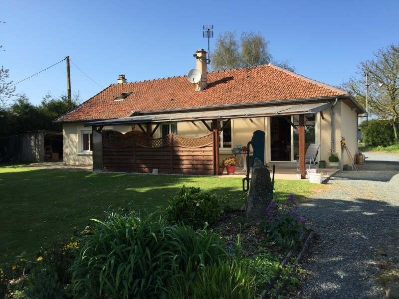 Vente maison / villa Marchesieux 168500€ - Photo 1
