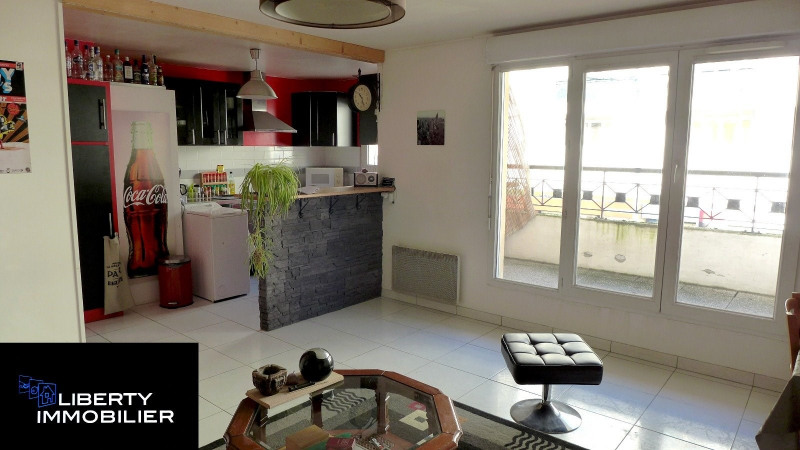 Vente appartement Trappes 156600€ - Photo 2