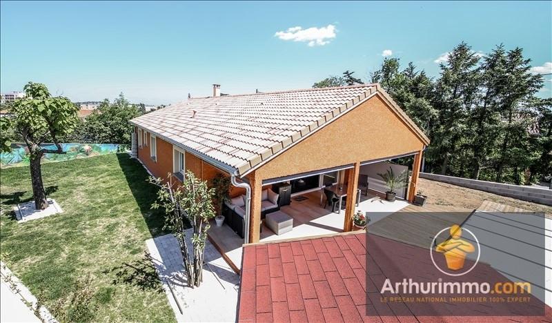 Vente maison / villa Annonay 297000€ - Photo 6