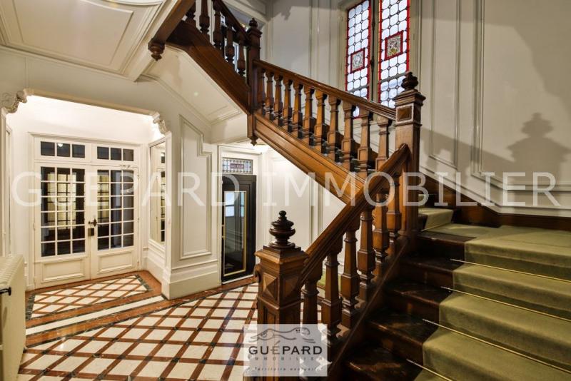 Vente de prestige appartement Paris 17ème 2789000€ - Photo 10