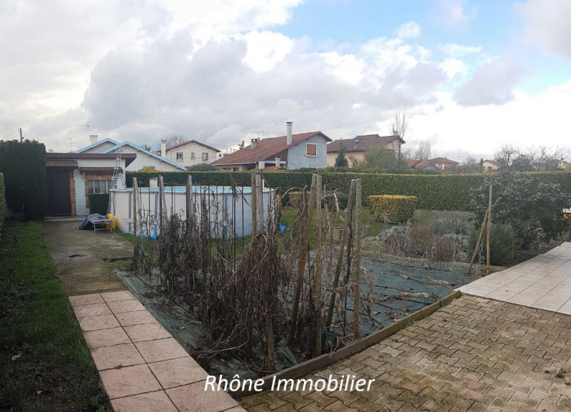 Vente maison / villa Meyzieu 277 000€ - Photo 2