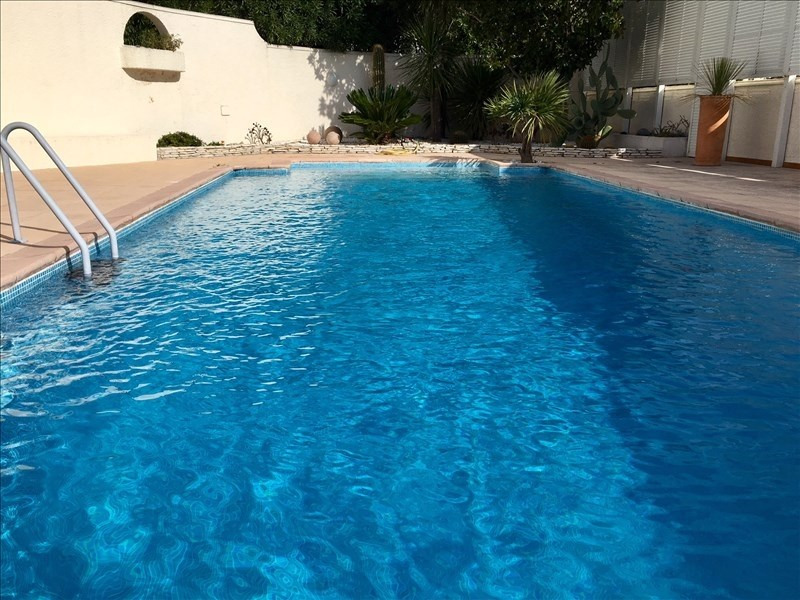 Deluxe sale house / villa Poussan 680000€ - Picture 4